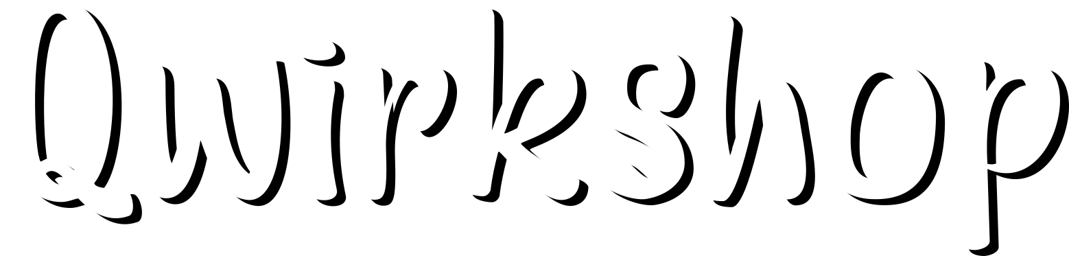 Qwirkshop Logo